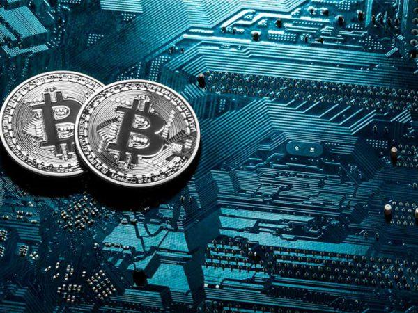 Кур монеты Биткоин 2 резко взлетел