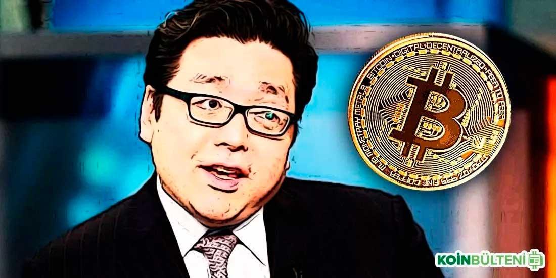 Том Ли биткоин аналитик